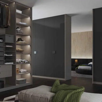 How to Create a Walk-in Wardrobe Without Blowing Your Budget? Inspired Elements