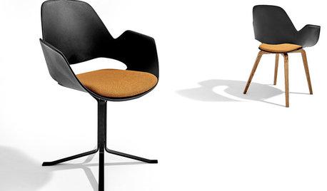 Sådan bliver gammelt plastik til nye stole, puder og tæpper