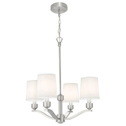 Traditional Chandeliers by Norwell Lighting