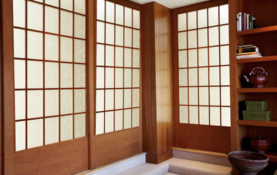 Asian Beauty Japanese Design Inspiration & Design Solution: Japanese Shoji Screens pezcame.com