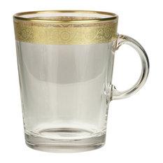 Evita Teacup, Set of 6