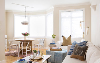 A Renter Finds Her Personal Boho-Chic Style