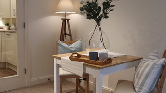 Retirement Home Staging