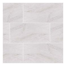 Adella Gris 12X24 Satin Luxury Ceramic 12X24 Ceramic