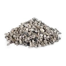 "5 lb. Bags of 1/4"" Gravel, Mixed Gray, Mixed Gray, 5-Pack"