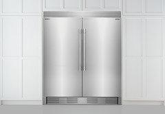 Separate Fridge And Freezer