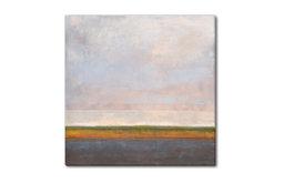 Kim Coulter's 'Blue Haze II' Canvas Gallery Wrap, 40x40
