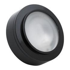 Aurora 3 Light Xenon Disc Light, Black