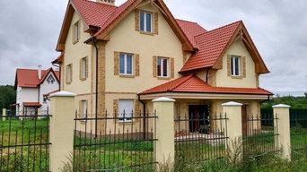 Строительство загородного дома в г. Калининград