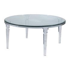 Chateau Acrylic Cocktail Table