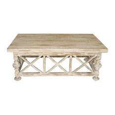 CFC Furniture Reclaimed Lumber Coffee Table