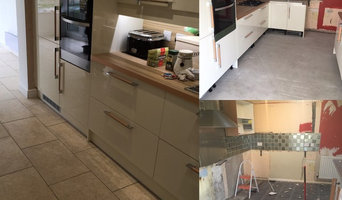 Kitchen renovation in Lincoln