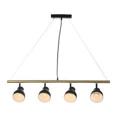 Brikk - Sackville Over-Island Pendant Lamp - Pendant Lighting