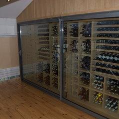 VIRA Bespoke Wine Cabinets & Wine Cellars - Monaco, MC 98000