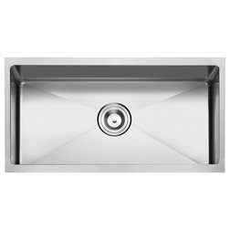 Modern Kitchen Sinks by Stufurhome