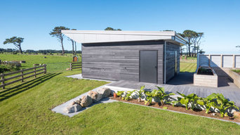 Taranaki 2017 House of the Year (Utility Shed)