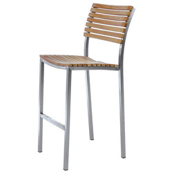 Contemporary Outdoor Bar Stools And Counter Stools by Westminster Teak