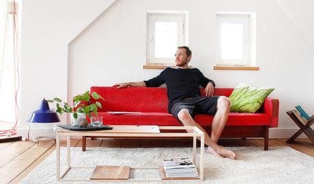 Prima e Dopo: un Giovane Falegname Trasforma un Vecchio Appartamento