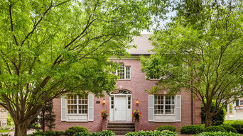 Modern home with timeless charm in Country Club!