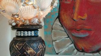 Lamp shell