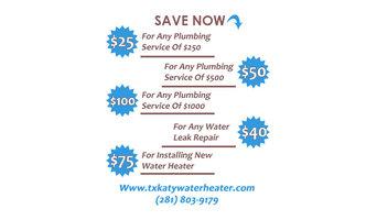 Katy Water Heater