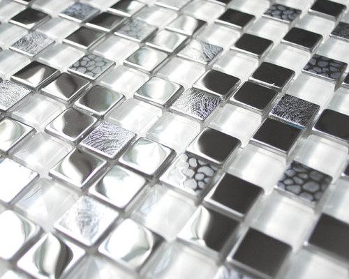 eden mosaic tile metal mosaic tile products. Black Bedroom Furniture Sets. Home Design Ideas