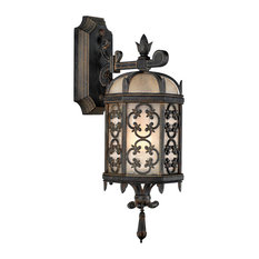 Fine Art Lamps Costa del Sol Collection Outdoor Wall Mount