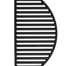 Aura Outdoor Products - Half Moon Cast Iron Reversible Grate - Grill Tools & Accessories