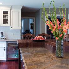 Marble/Quartzite In The Kitchen