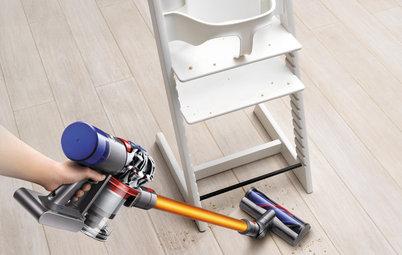 22 места в доме, которые обожает пыль
