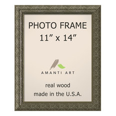 """Picture / Photo Frame 11""""x14, Barcelona Champagne, Outer Size 13""""x16"""""""