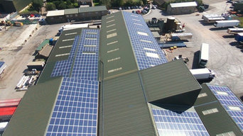 Leo Group Commercial Solar PV Installation