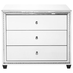 Contemporary Accent Chests And Cabinets by Elegant Furniture & Lighting