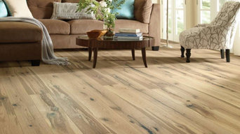 Hardwood Flooring Projects-Light tone materials