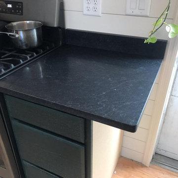 12523 - American Black Honed Granite Project