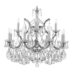 Swarovski Tm Maria Theresa Crystal Chandelier