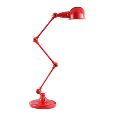 Molly Table Lamp, Red