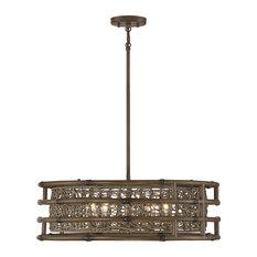 Savoy House Treviso 5-Light Pendant Light in Grapevine