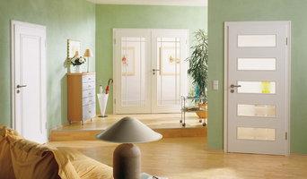 European style internal rebated door sets