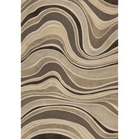 Dynamic Rugs Eclipse 68141 Multi Silver Area Rug