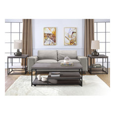 Picket House Furnishings Aspen 3PC Occasional Cocktail Table Set