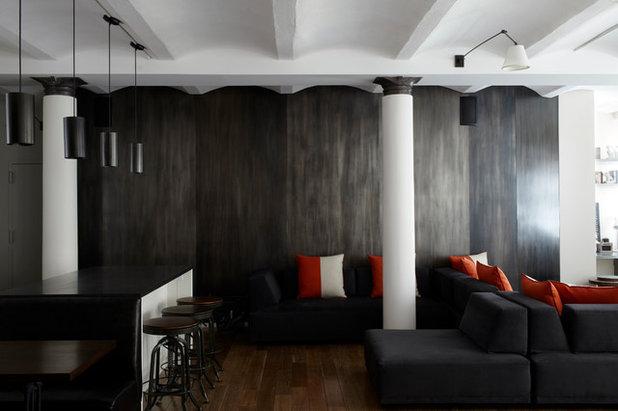 Contemporary  by SchappacherWhite Architecture D.P.C.