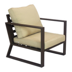 Outdoor Bolonia Relax Chair, Bronze