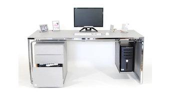 Schreibtisch aus Beton - Leichtbau > von XXD