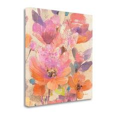 """Vibrant Crop II"" By Albena Hristova, Giclee Print on Gallery Wrap Canvas"