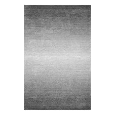 Terrace Rug, Gray, 5'x8'