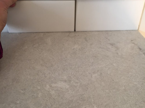 White or grey grout for subway tiles