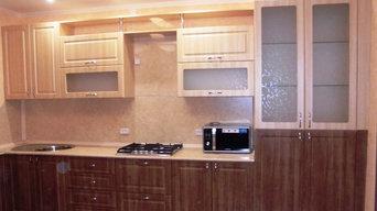 Кухня 4,1 м с пеналом