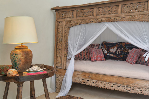 Indonesian houzz an american update for a balinese retreat for Hispano international decor llc