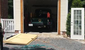 Custom garage doors all pvc